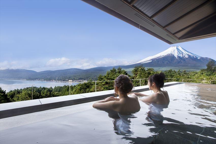 5 Gunung Terbaik Hotel dan Resor Fuji