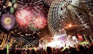 5 Tempat Hebat untuk Mengalami Acara Tahun Baru Terbesar di Jepang