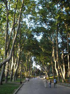 Gülhane Park atau Taman Gulhane