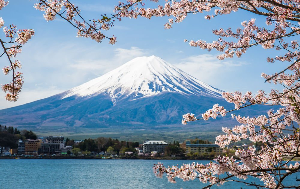 Si Cantik Gunung Fuji