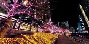 Pusat Kota Tokyo