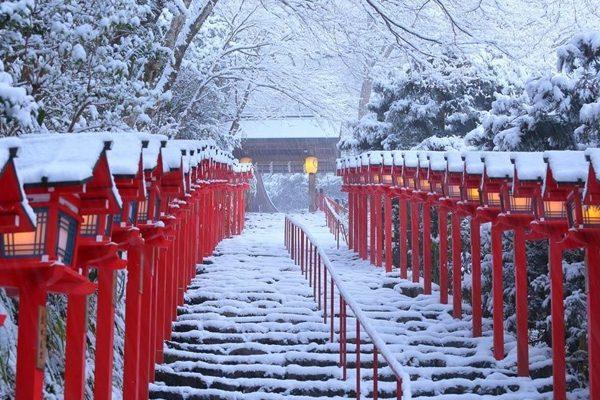 Berwisata Di Jepang Dengan Mengunjungi Kuilnya