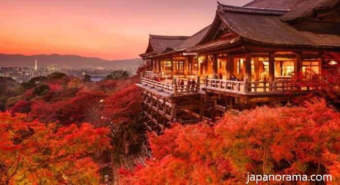 Destinasi Wisata Di Kyoto Jepang Yang Menakjubkan