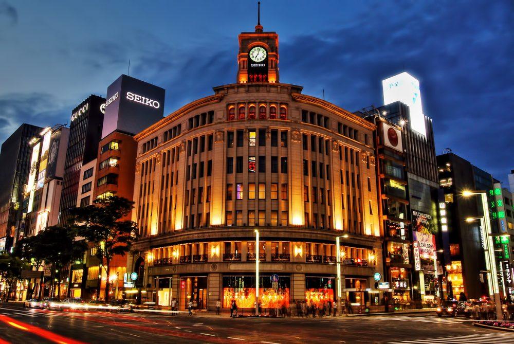 Hal Hal Menarik Untuk Dikunjungi Di Ginza Tokyo Jepang