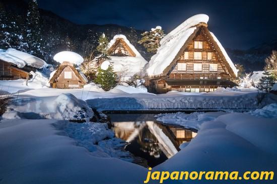 Keindahan Destinasi Wisata Di Toyama