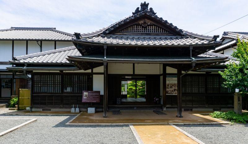 Keotentikan Samurai Distric Yang Ada Di Jepang