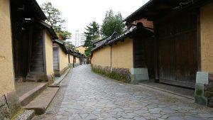 Nagamachi - Kanazawa