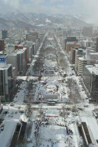 Sapporo Snow Festival (Odori Park)