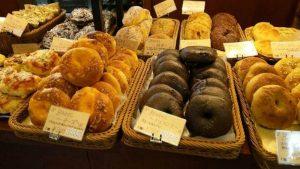 Toko roti Boulangerie Mash Kyoto