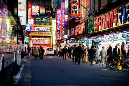 Berwisata Ke 5 Pasar Yang Ada Di Tokyo