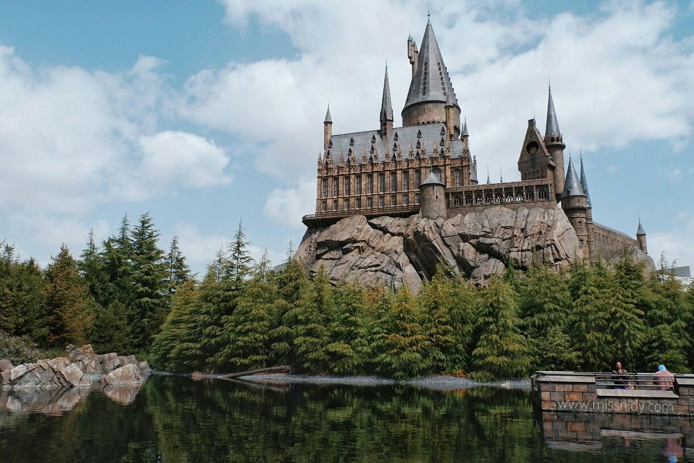 Berjelajah Berasa Dunia Sihir Harry Potter di Universal Studio Jepang