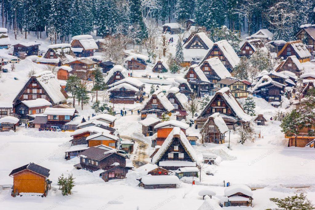 Destinasi Wisata Musim Dingin Di Jepang Yang Menakjubkan