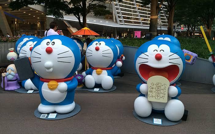 Wisata Ke Museum Tentang Doraemon Yaitu Museum Fujiko F Fujio