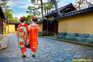 Berwisata Ke Damainya Kanazawa Jepang