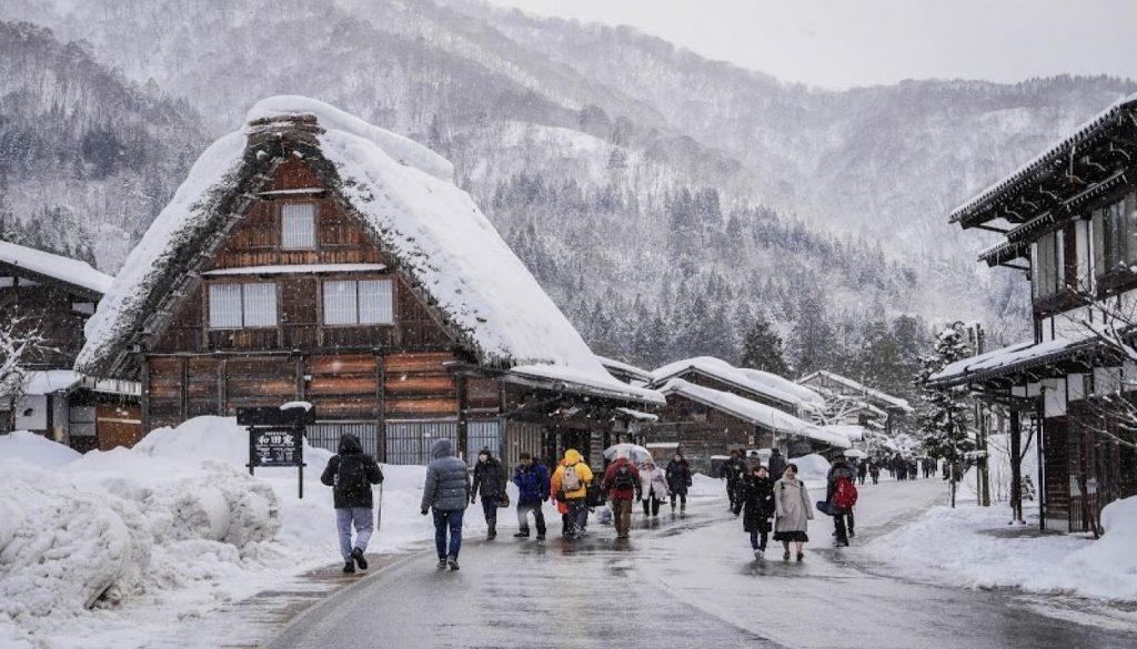 Mengunjungi Destinasi Jepang Sesuai Musimnya